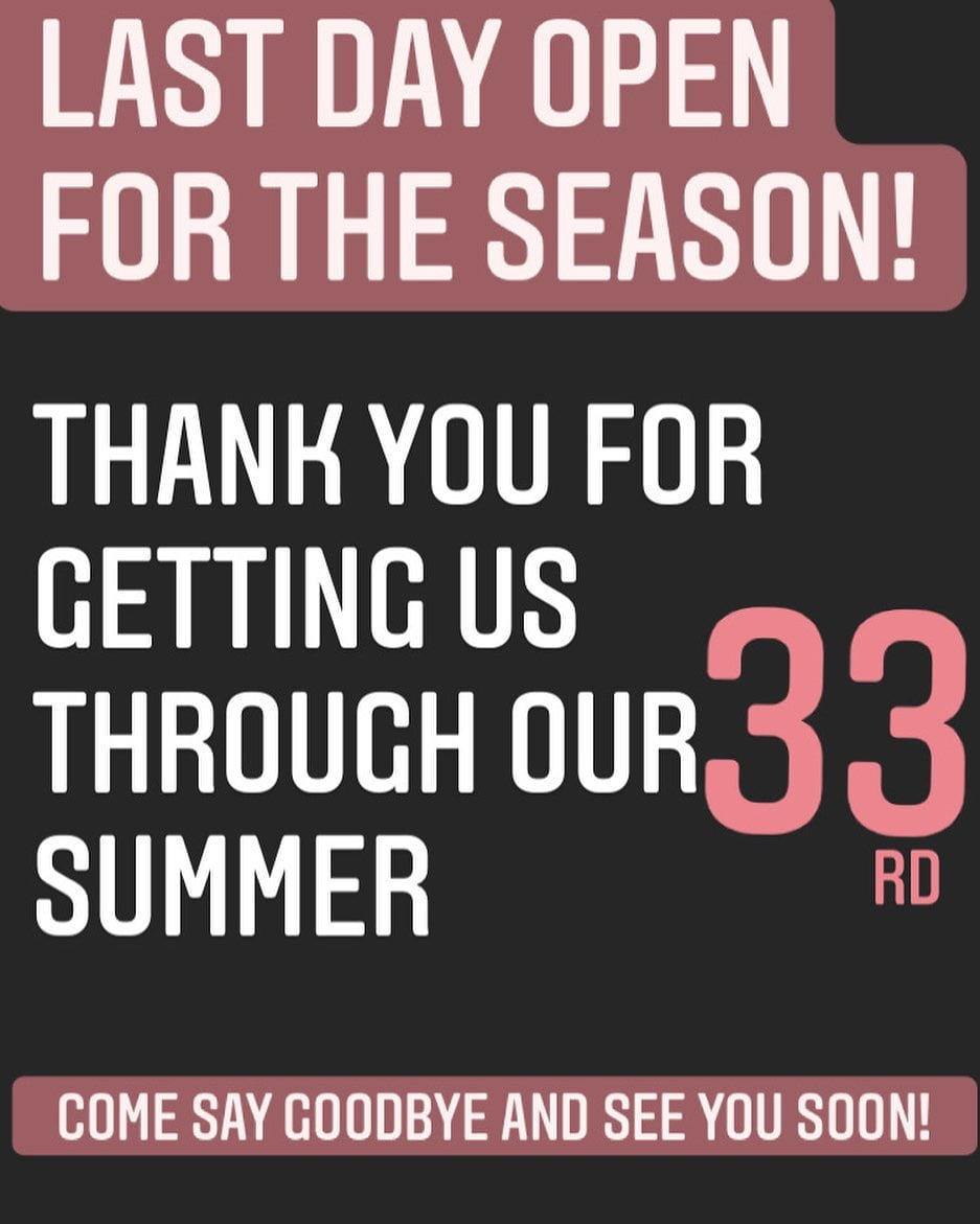 LBI Thank you for following along this summer and helping us grow our instagram foll…