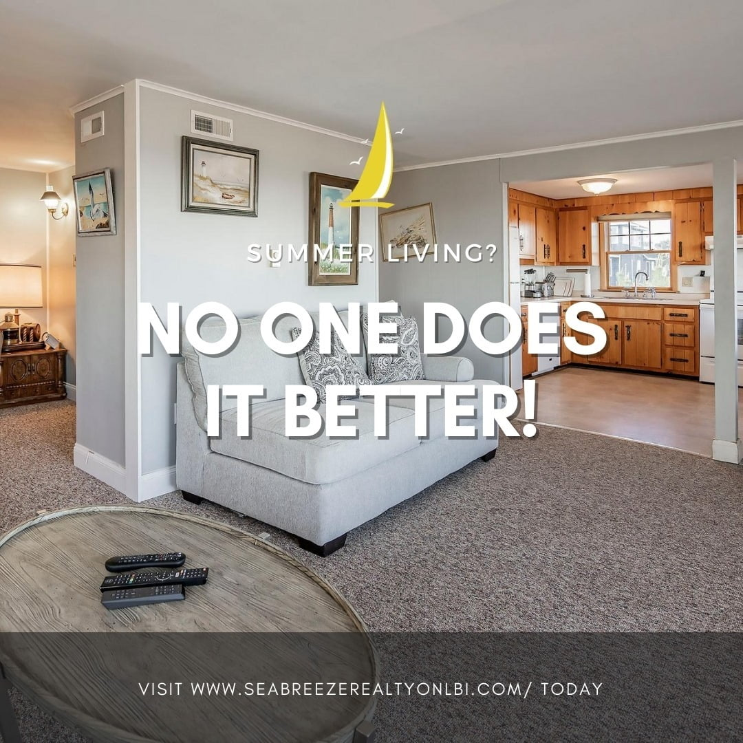 LBI There's no better living than LBI summer living! Call now: 609-494-7778. •      …