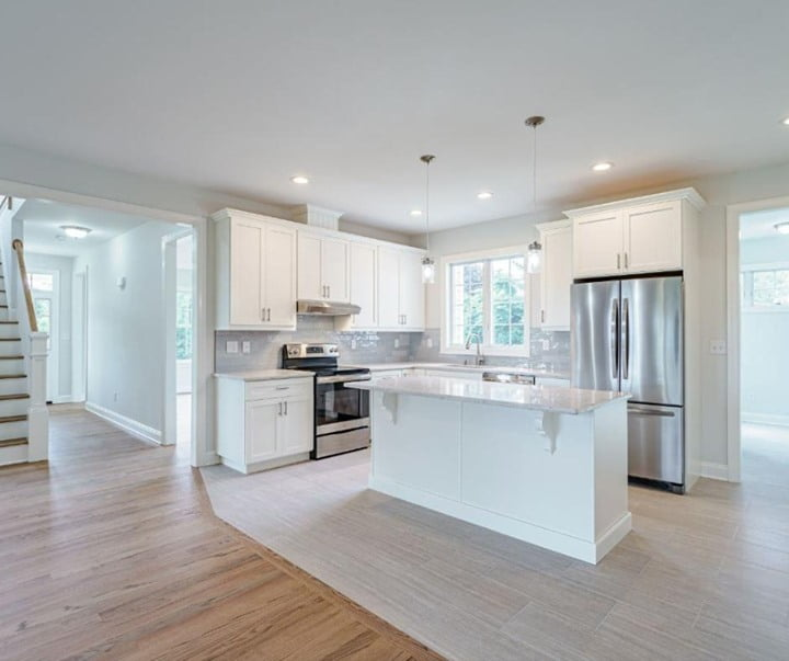 LBI This beautiful two story home features an open concept floor plan with hardwood …
