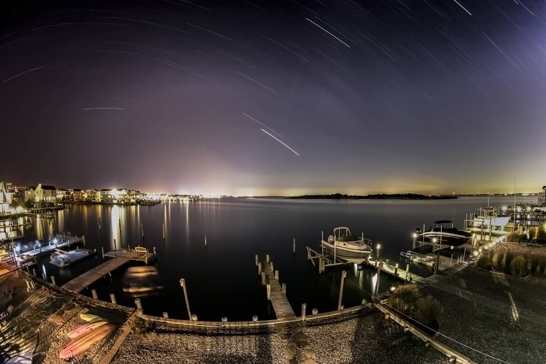 LBI Took this (40-minute) long exposure in LBI a few days ago. AC is blown out in th…