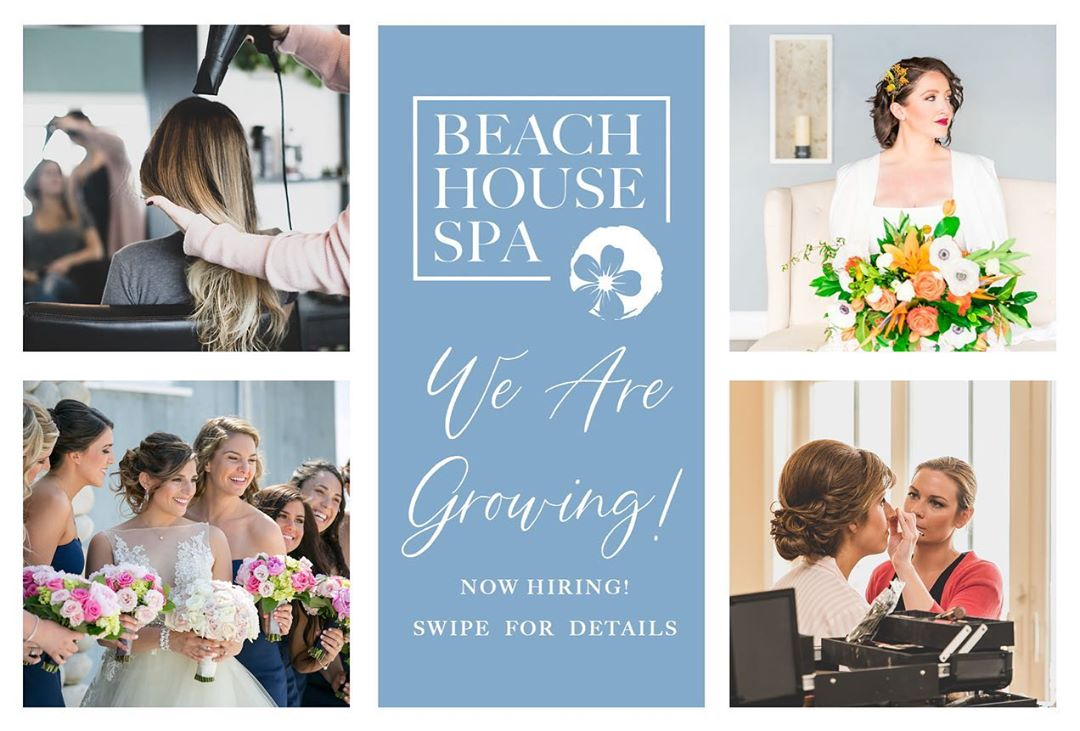 LBI WE'RE HIRING! Join our team as a Hairstylist!  See below for details or swipe to…