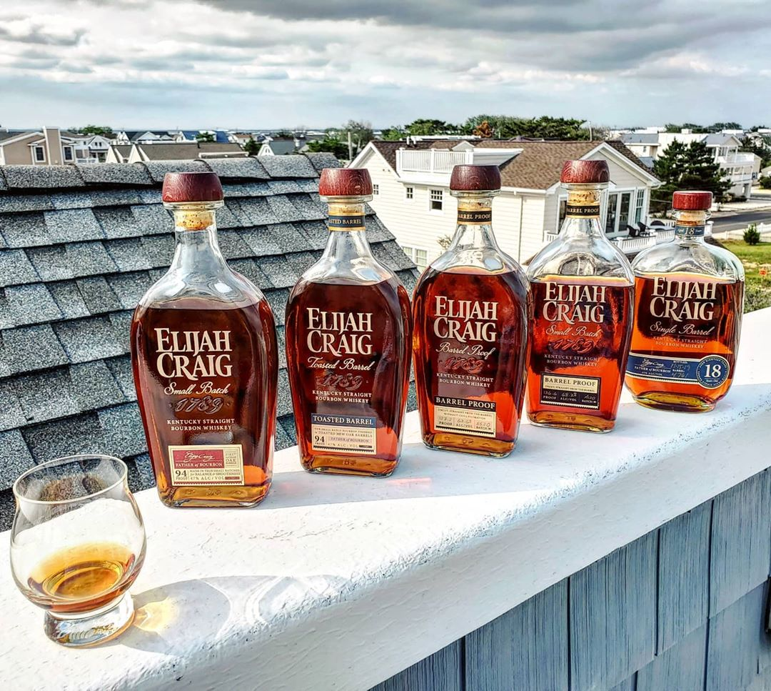 LBI Who's a fan of Elijah Craig? Which one is your favorite? We're currently searchi…