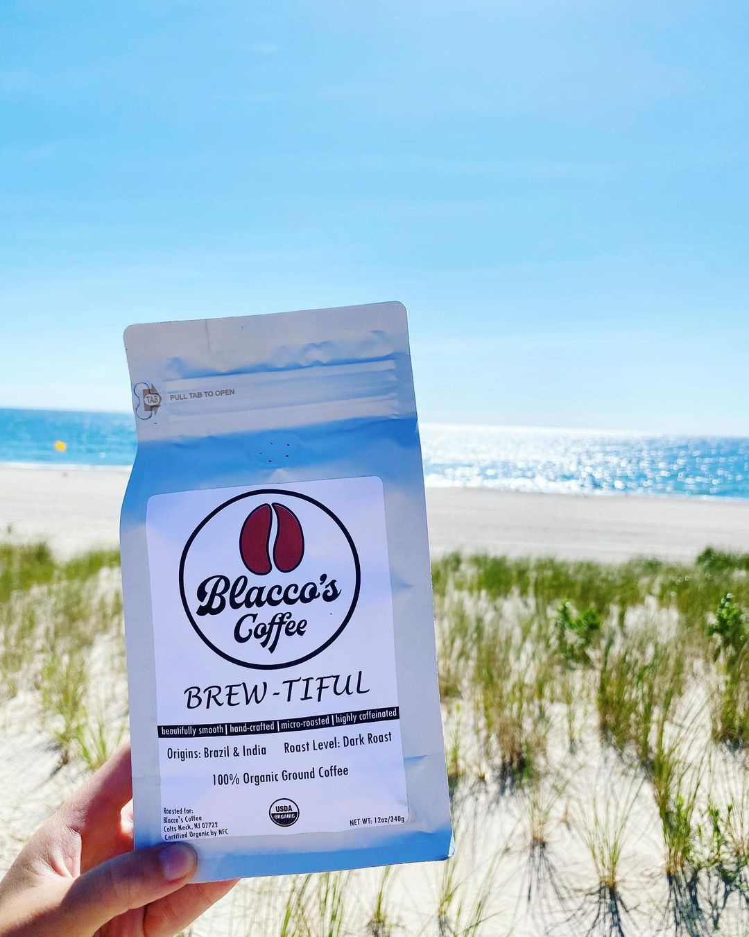 Read more about the article LBI You can't spell *Monday* without *Coffee* Not pictured, today's weather   . . . …