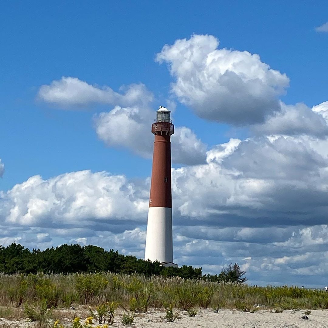 LBI  took me to see Barnegat Lighthouse. We were unable to go inside but I got some …
