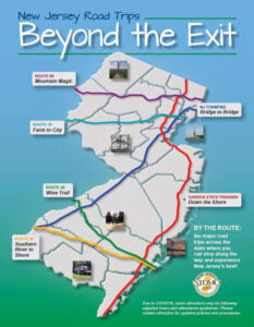 Mapping Road Trips 'Beyond the Exit'