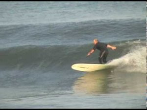 Steve Jones Surfing 25th st Surf City, New Jersey #LBI