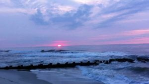 Take a 10 Minute sunrise on LBI, NJ #LBI