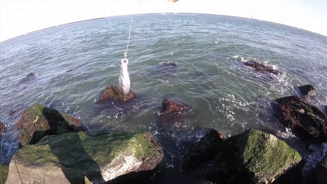 Read more about the article Tautog Fishing at Barnegat Inlet 12-2-17 #LBI