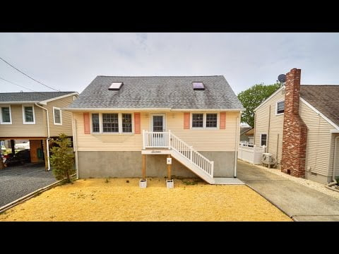 Video Tour 16 W 15th Street, North Beach Haven, NJ 08008 #LBI