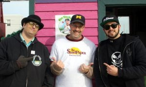 Conquer Sand Trap's No. 10, Beat Biggy and Support Hunger Foundation