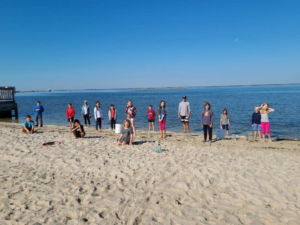 Beach Haven School Takes Field Trip Close to Home