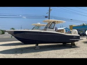 2020 Scout 235 XSF Boat For Sale at MarineMax Ship Bottom, NJ #LBI