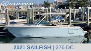 Read more about the article 2021 Sailfish 276 DC For Sale at MarineMax Ship Bottom, NJ #LBI