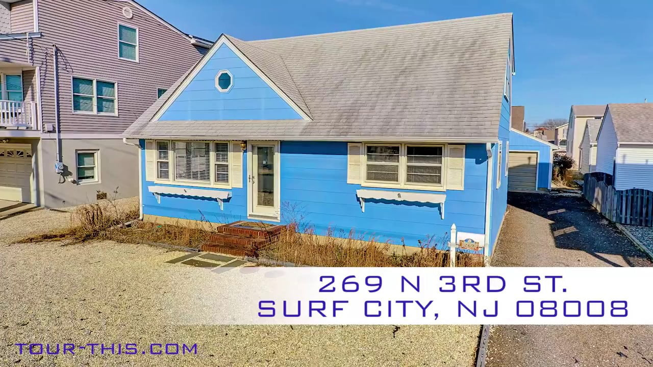 Read more about the article 269 N 3rd St, Surf City NJ 08008, USA #LBI