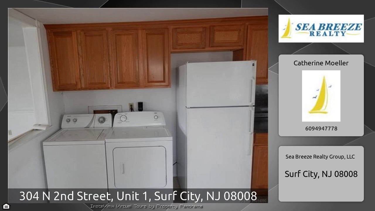 Read more about the article 304 N 2nd Street, Unit 1, Surf City, NJ 08008 #LBI