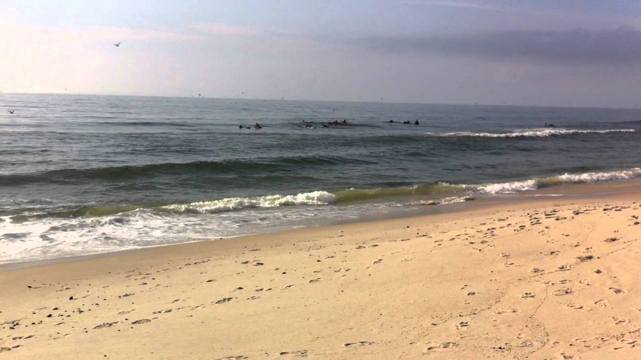 Daily Surfing Lessons watched at Beach House Retreats on LBI, NJ 138.MOV #LBI