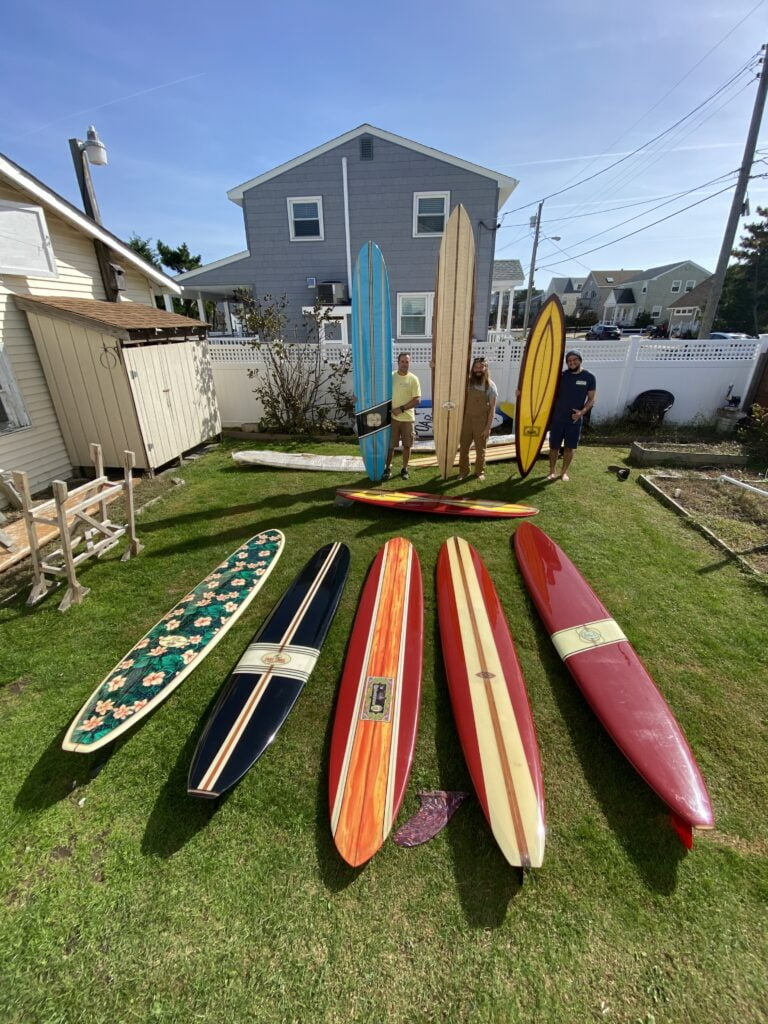 Greg Noll auction boards