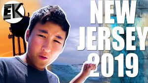 Read more about the article New Jersey Vlog (Barnegat light beach, Jen's Links at LBI) #LBI