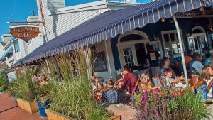 The Blue Water Cafe, Haven Beach NJ #LBI