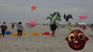The LBI FLY International KITE FESTIVAL! – Long Beach Island, New Jersey #LBI