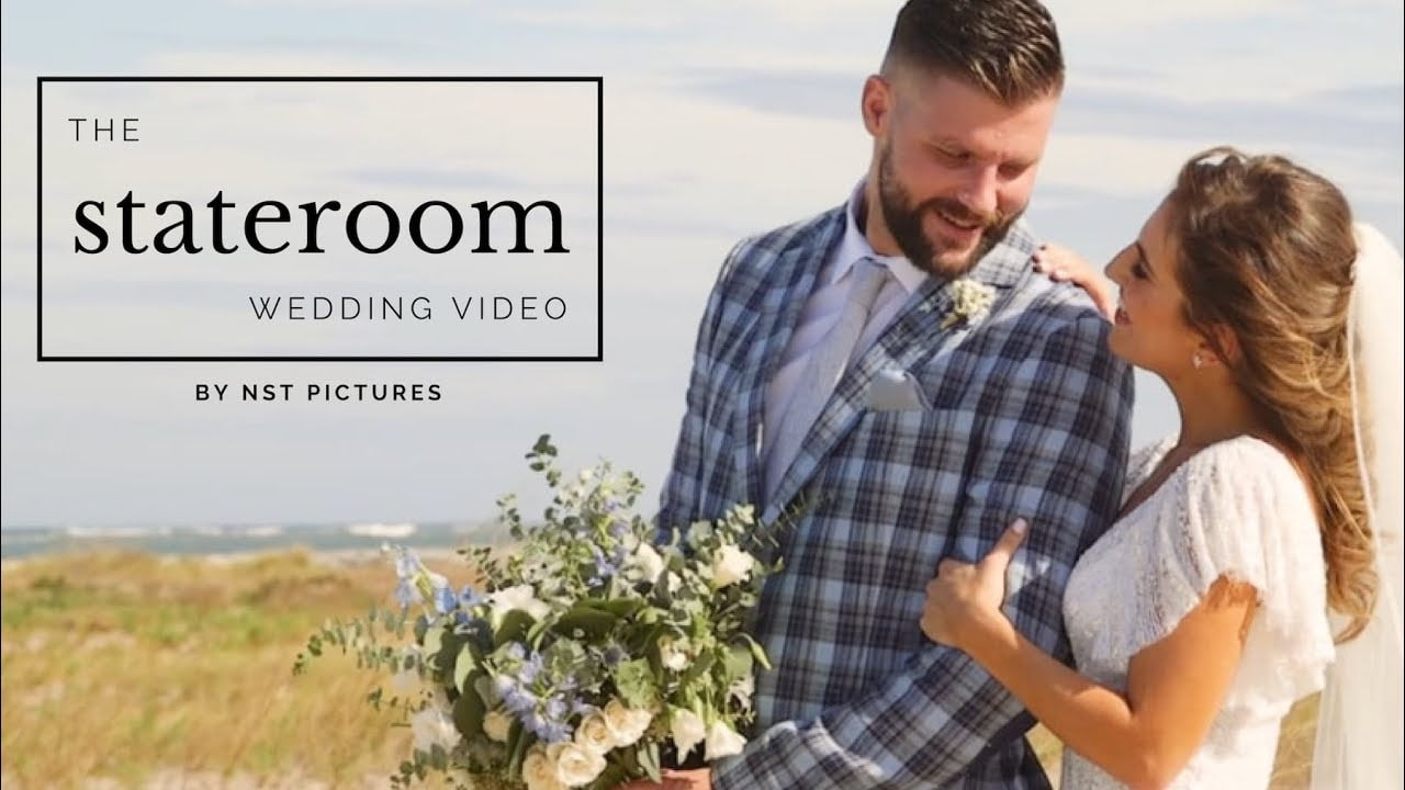 The Stateroom Wedding Video :: Ship Bottom NJ Wedding Videographer :: NST Pictures #LBI