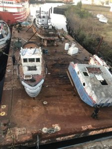 Artificial Reef Project Is a Go Off Beach Haven