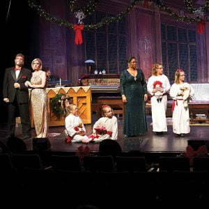 Surflight Theatre's 'We Need a Little Christmas' Is a Little Delight