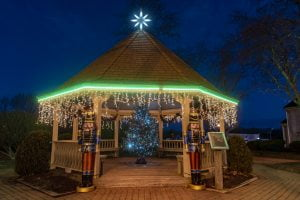 Barnegat's Gazebo Park Has New Holiday Decorations