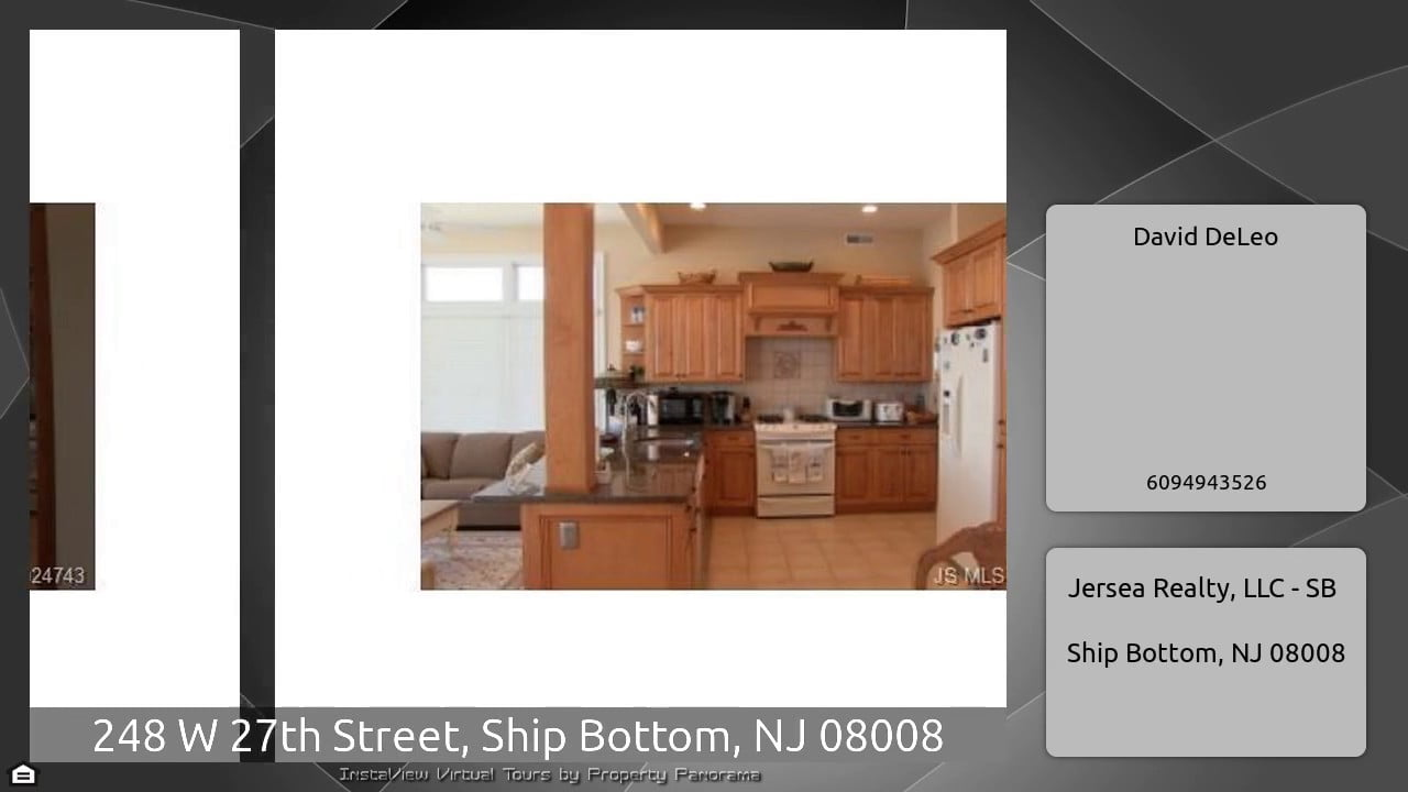 248 W 27th Street, Ship Bottom, NJ 08008 #LBI