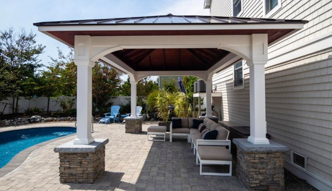 LBI A perfect spot of shade for those extra sunny days 	 . . .                      …