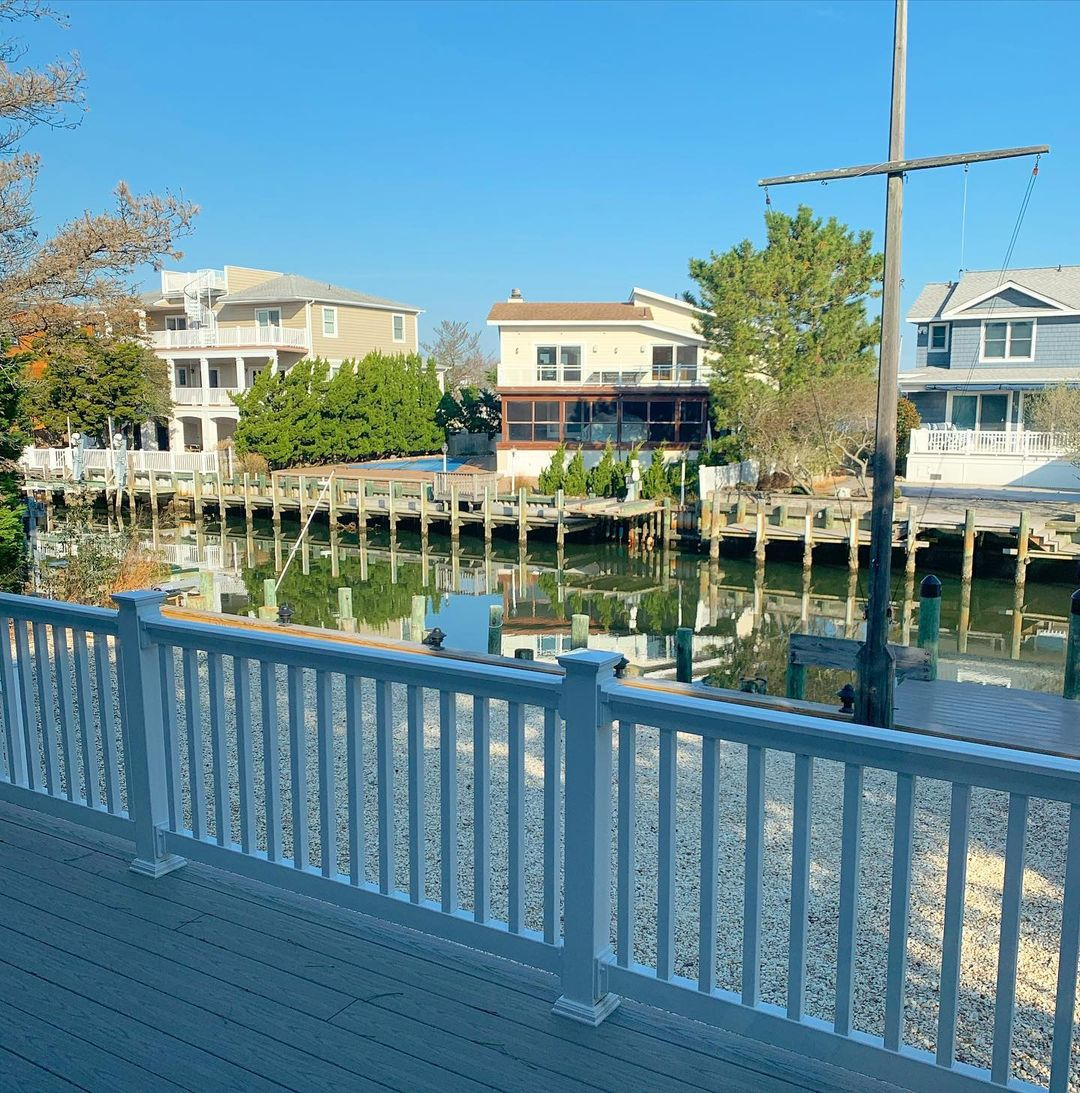 LBI A view we wouldn't mind making Thanksgiving dinner by   • 11 Buckingham Ave, Har…