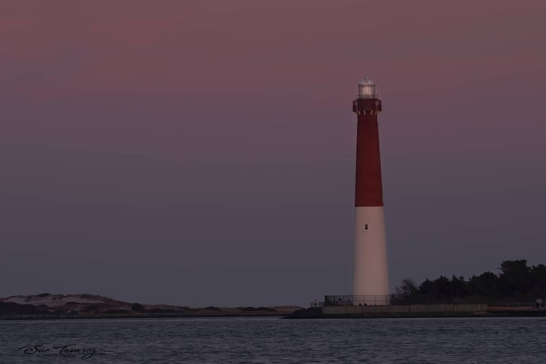 LBI Barnegat Lighthouse Sunset                                …
