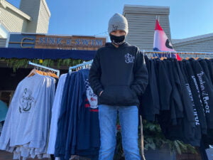 LBI Fifth-Grader All Business When It Comes to Giving Back