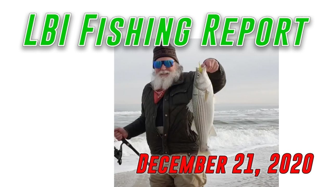 Read more about the article LBI Fishing Report 12/21/20 #LBI