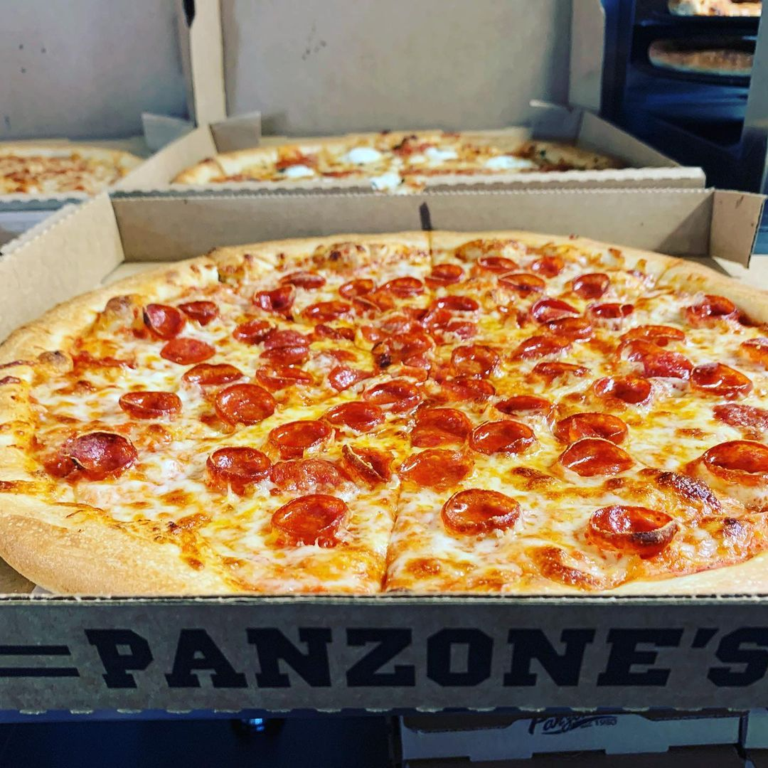 LBI Get your PANZONE'S PIZZA fix for takeout or curbside pickup ! Open all weekend! …
