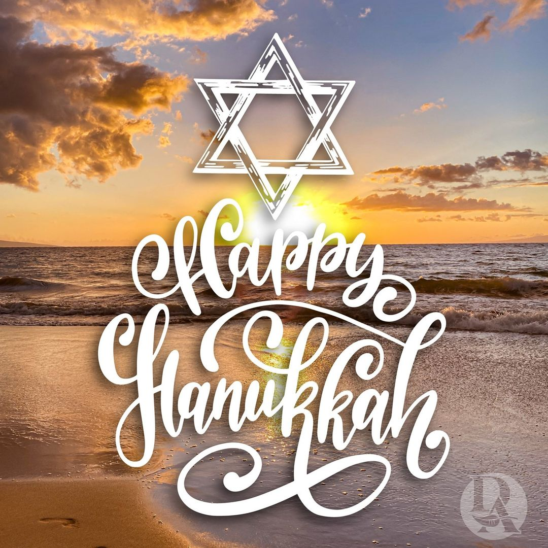 Read more about the article LBI Happy Hanukkah! . . .                              …