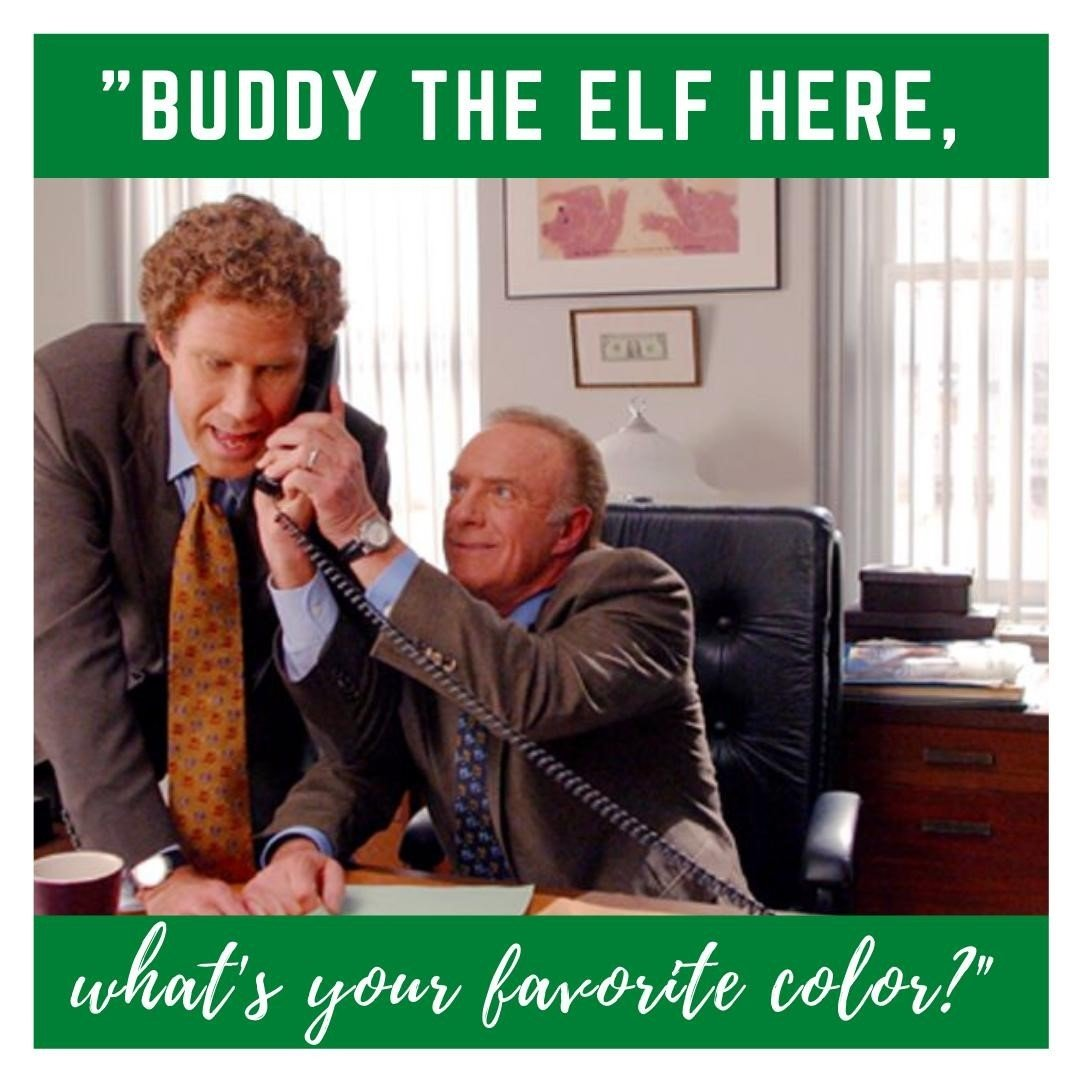 LBI It's National Answer the Phone Like Buddy the Elf Day.  We're celebrating with a…