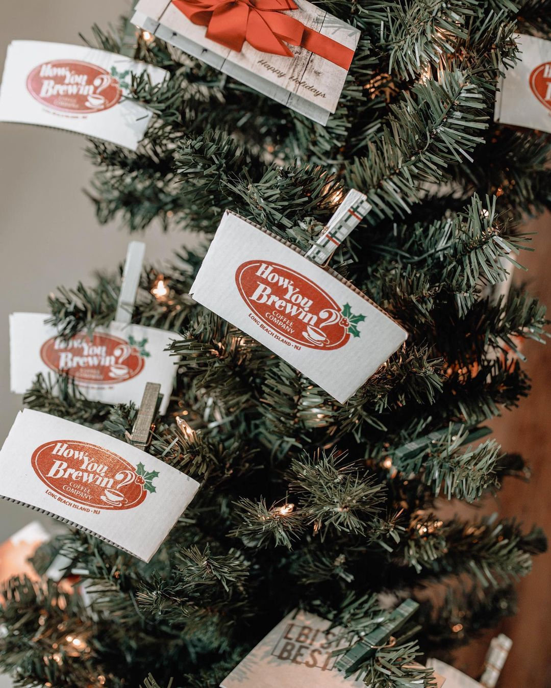 LBI It's the season of giving!  Visit our Pay it Forward tree for a treat from a str…