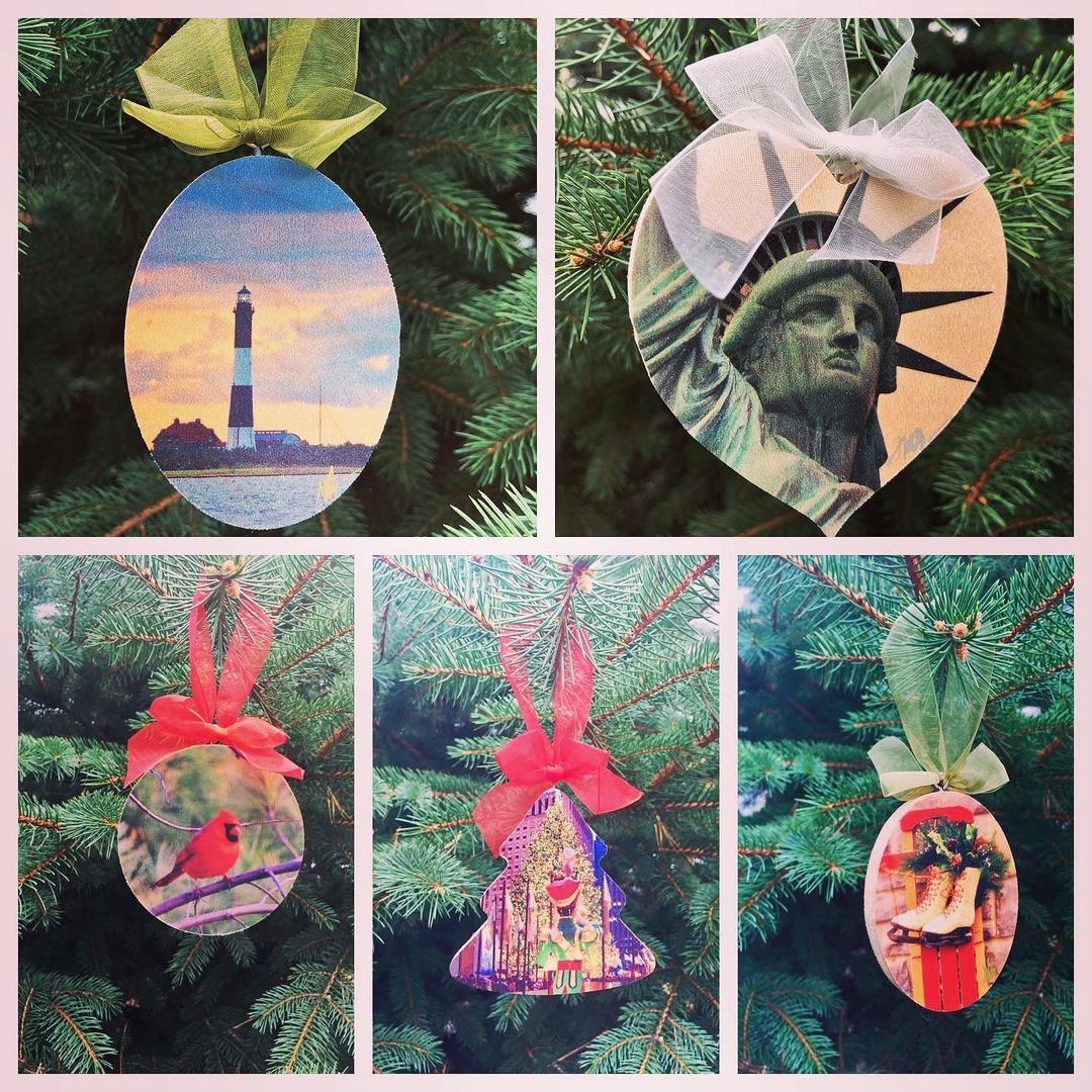 LBI Ornaments are flying outta here faster than Santa's sleigh on Christmas Eve! Get…