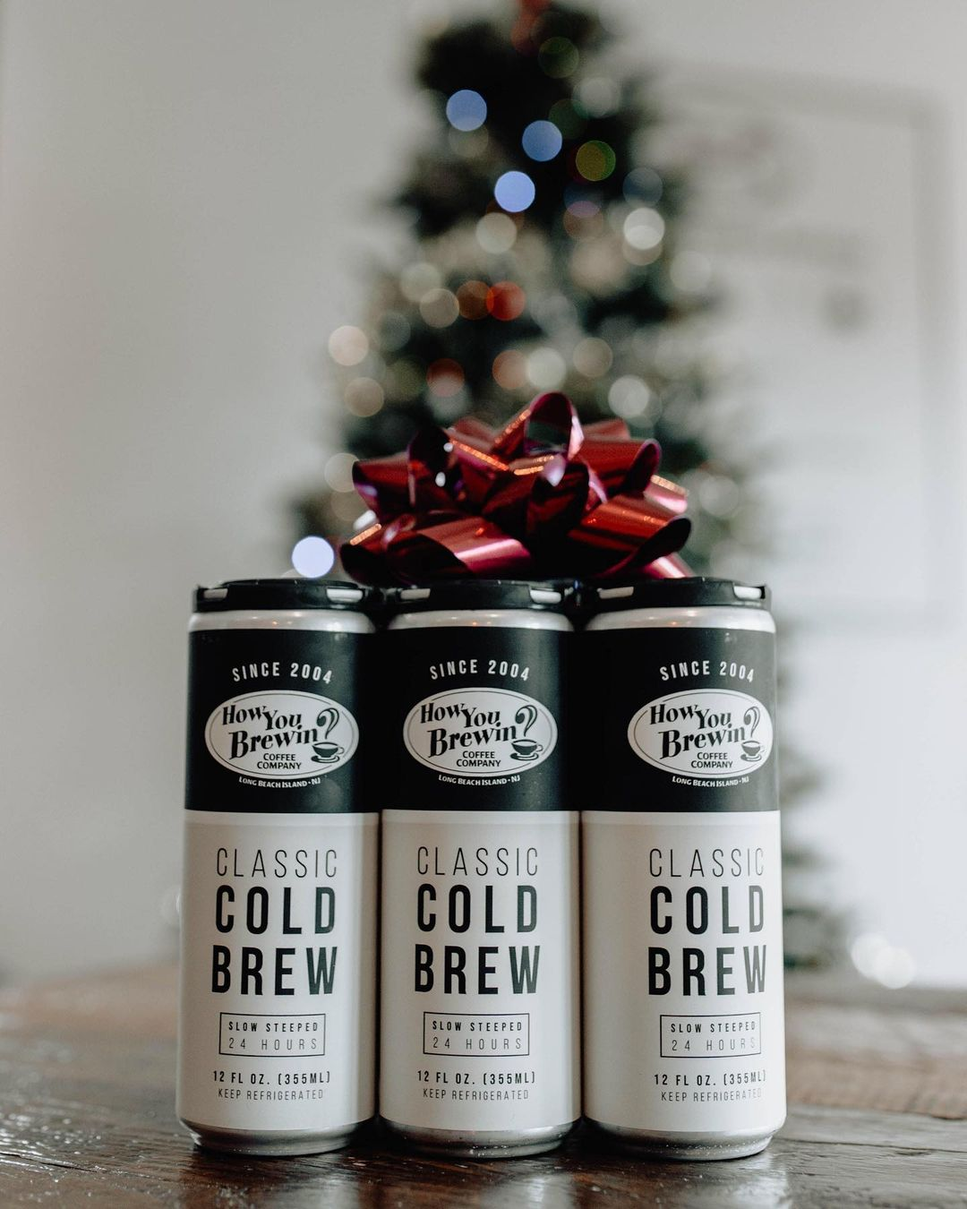 LBI Our Christmas gift to you: cold brew six packs for 25% off.⠀ .⠀ .⠀ .⠀     …