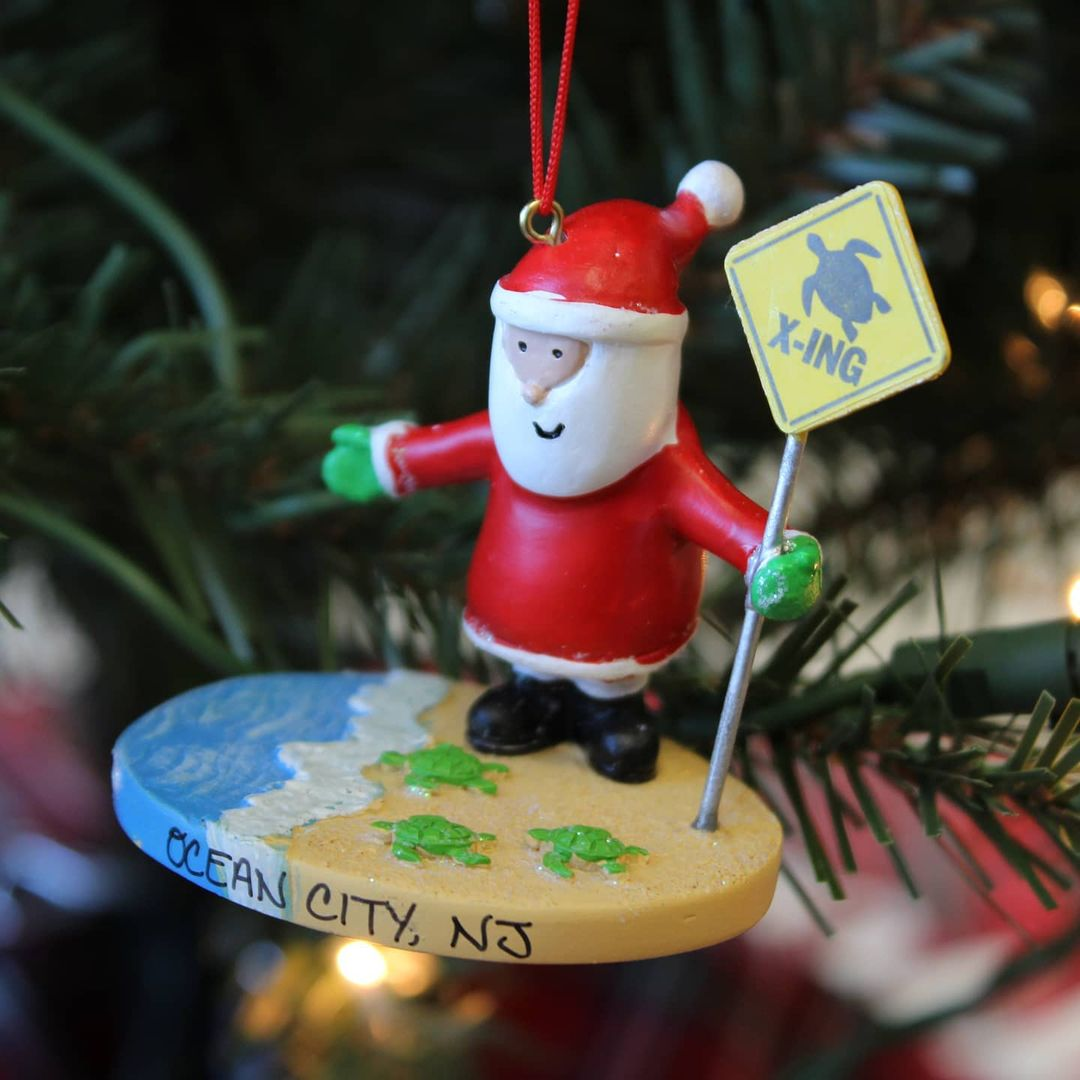 Read more about the article LBI Shop location stamped ornaments at         …
