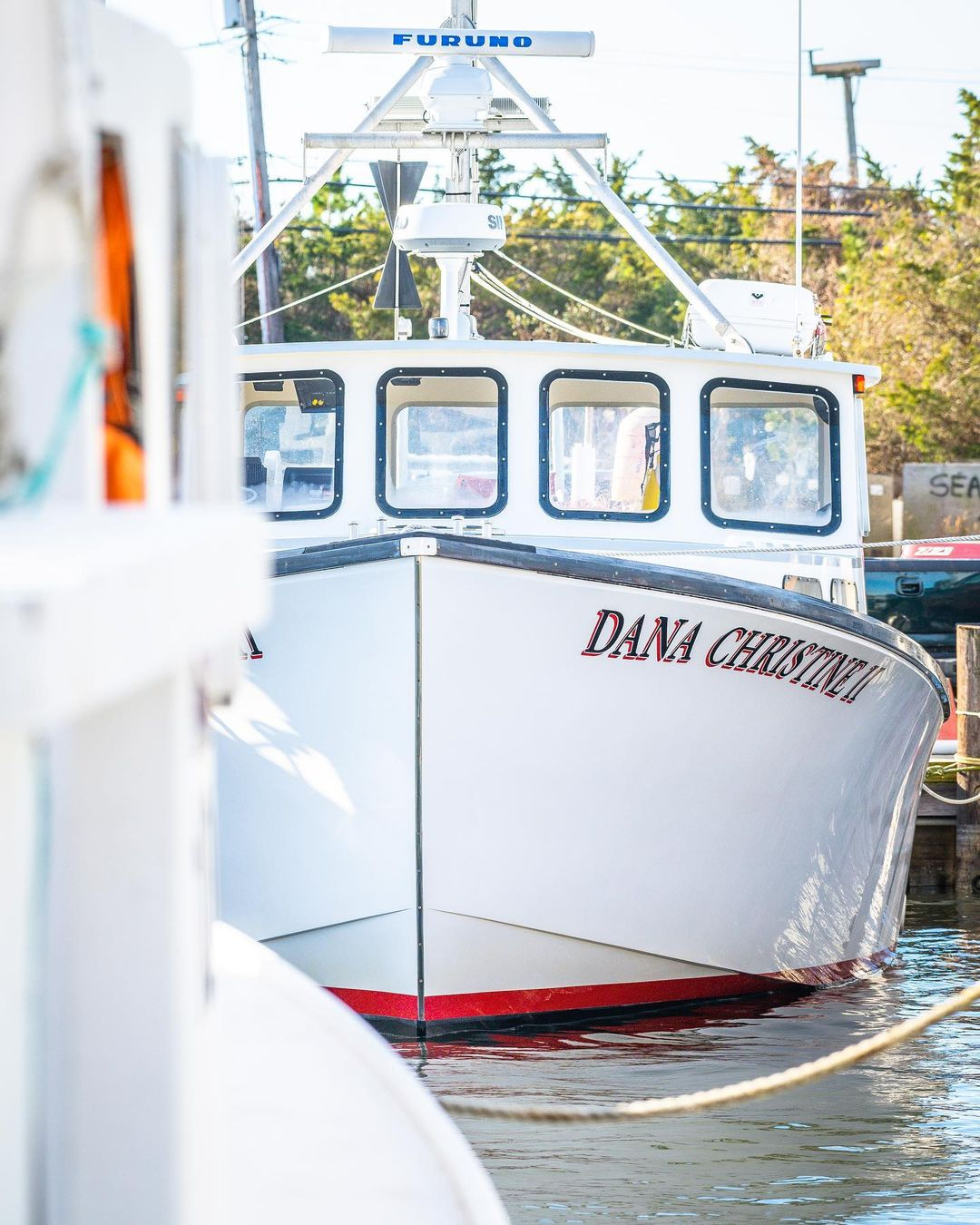 Read more about the article LBI So fresh and so clean.  . . . : F/V Dana Christine II . . .                     …