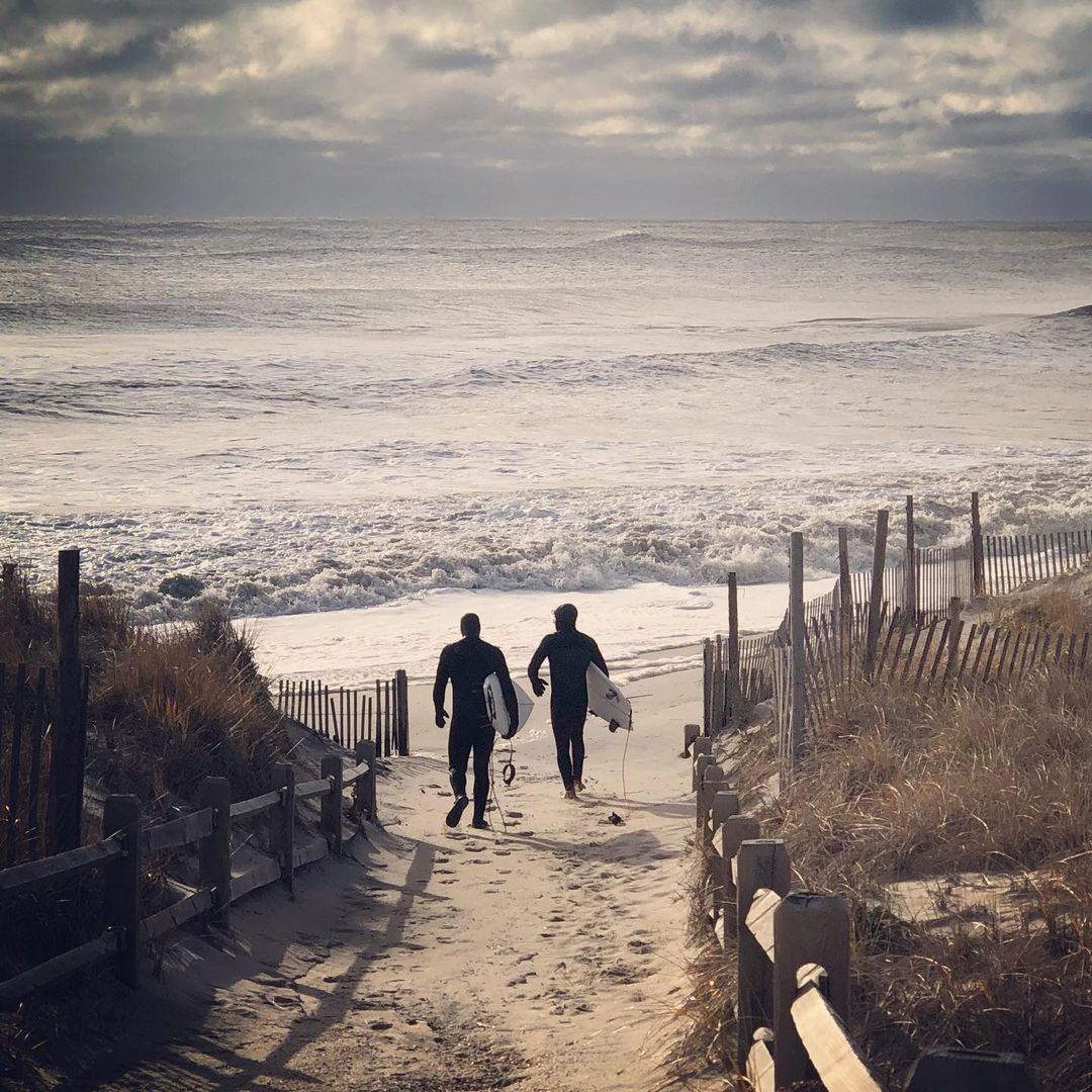LBI Survived another nor'easter LBI. Snow would have been prettier tho… just sayin…