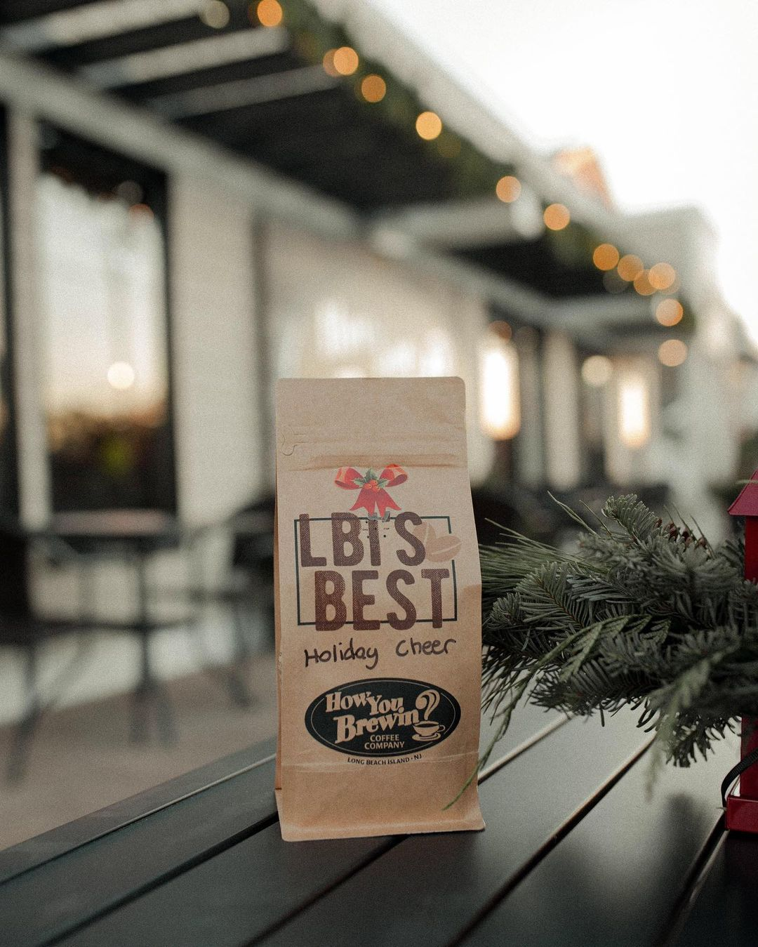 LBI The top item on our 2020 holiday gift guide: Holiday Cheer.  A warm blend of fud…