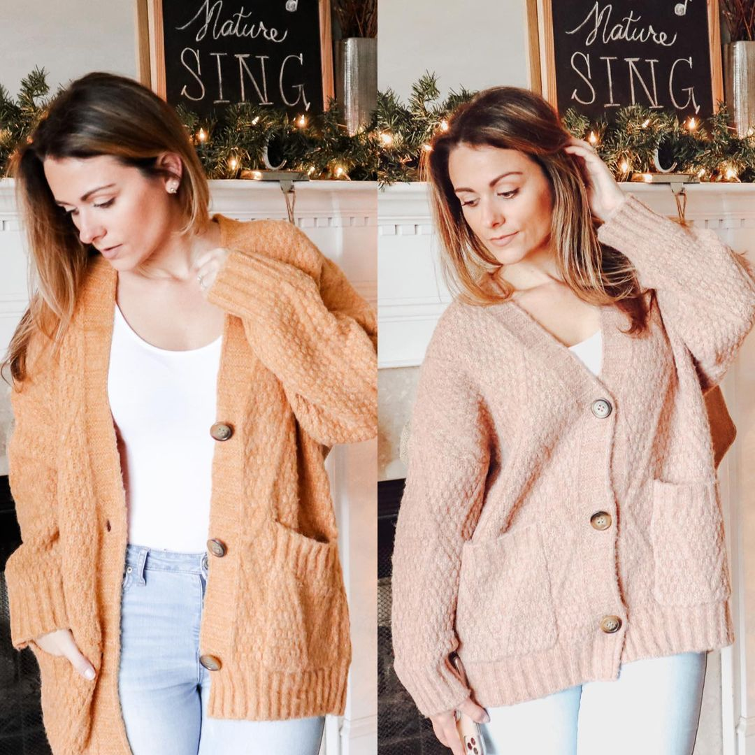 LBI What if you could be warm AND look put together?  With sweaters like the Chunk C…