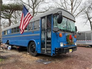 Home Sweet School Bus: Local Couple Talks Tiny Living