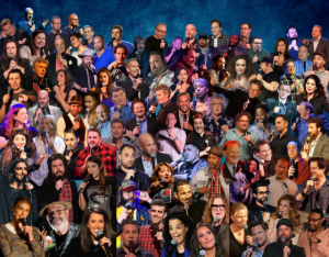 Tune in, Laugh Hard, Give Big During Record-Setting Online Stand-Up Event