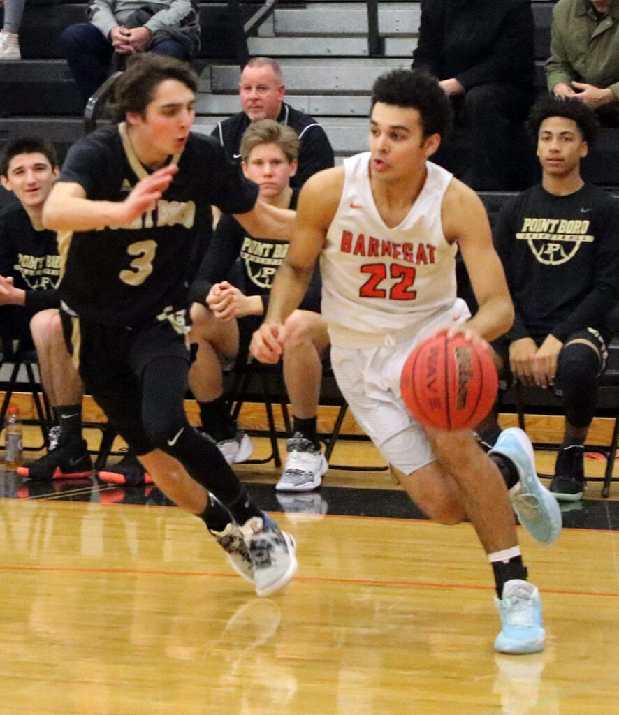 Barnegat Boys Basketball Team Has Enough in Tank to Win Many Games