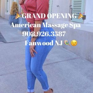 LBI Grand Opening 908.926.3587 American/Spanish Massage Spa  New Clean  Come  141 So…