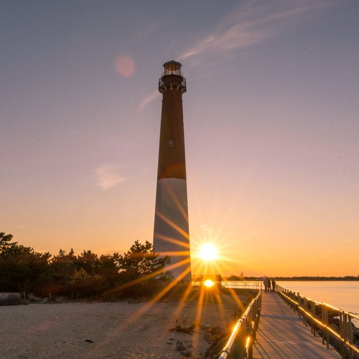 LBI A picture perfect lighthouse                   …
